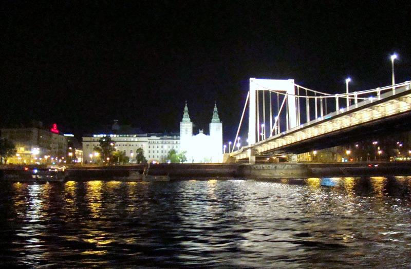 Фото 3, Мост Эржебет, Будапешт, Венгрия