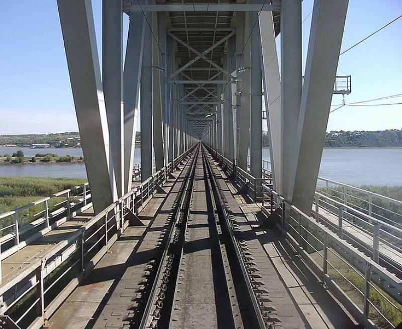 Фото 2, Хабаровский мост, Российская Федерация
