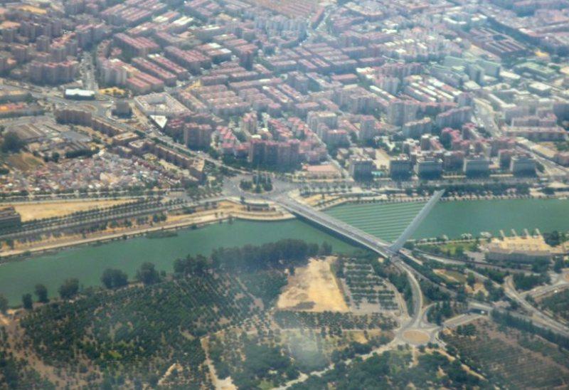 Фото 4, Мост Аламильо, Севилья